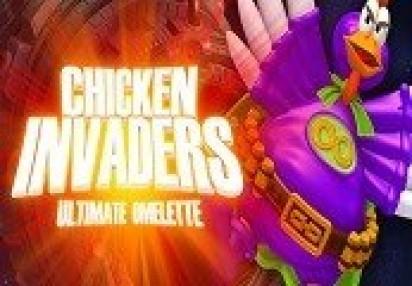 Chicken Invaders 3 Revenge of the Yolk Serial number