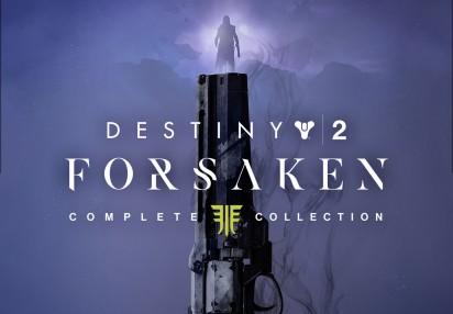 Destiny 2: Forsaken Complete Collection US XBOX One CD Key