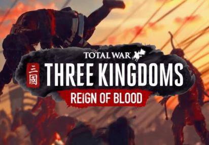Total War: THREE KINGDOMS - Reign of Blood DLC Steam CD Key