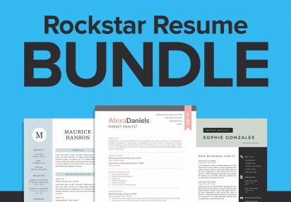 resume rockstar bundle shophacker com code