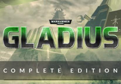 Warhammer 40,000: Gladius Complete Edition Steam CD Key