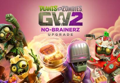 Plants Vs Zombies Garden Warfare 2 No Brainerz Upgrade
