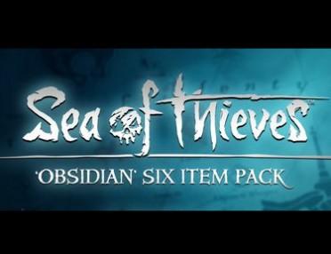 Sea of Thieves - Obsidian Six Item Pack XBOX One / Windows 10 CD Key