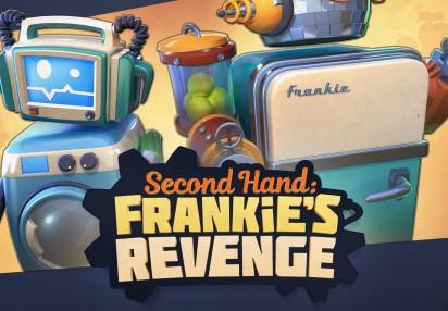 Second Hand: Frankie's Revenge Steam CD Key