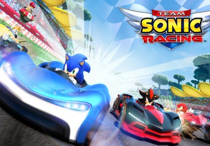 Team Sonic Racing Steam CD Key