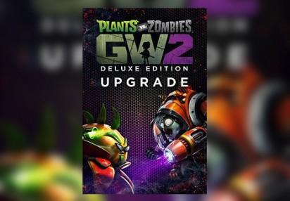 Plants vs  Zombies Garden Warfare 2 - Deluxe Upgrade XBOX