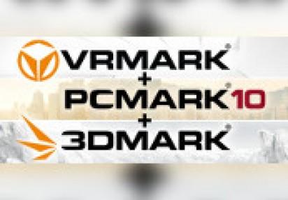 3DMark + PCMark 10 + VRMark Bundle Steam CD Key