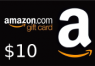 Amazon $10 Gift Card US | g2play.net
