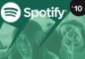 Spotify 10 EUR DE Pre-Paid | g2play.net