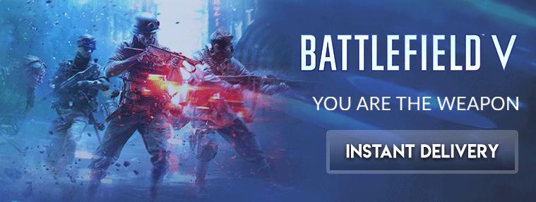 Battlefield V EN Language Only Origin CD Key | Kinguin