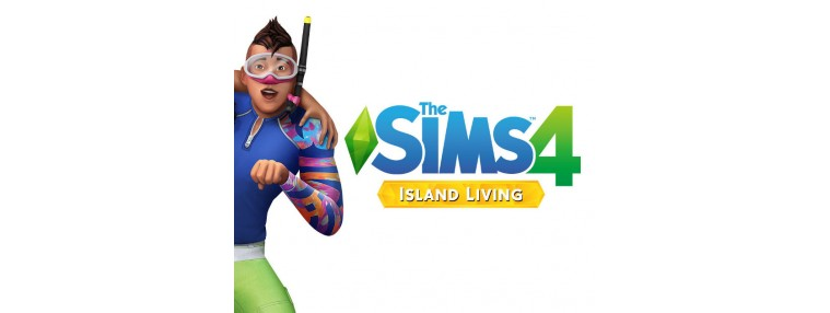 The Sims 4 - Island Living DLC Origin CD Key | Kinguin