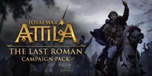 Total War: ATTILA - The Last Roman Campaign Pack DLC Steam CD Key | Kinguin
