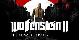 Wolfenstein II: The New Colossus Steam CD Key | Kinguin