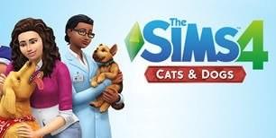 The Sims 4 - Cats & Dogs DLC Origin CD Key | Kinguin