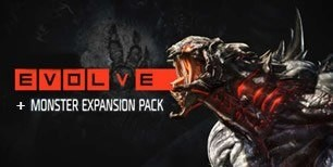 Evolve + Monster Expansion Pack Steam CD Key  | Kinguin