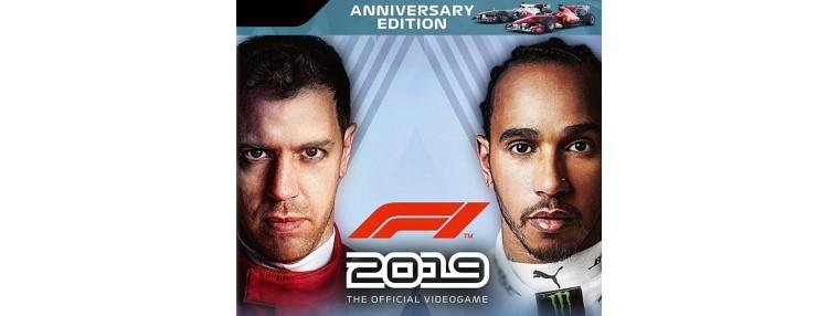 F1 2019 Anniversary Edition PRE-ORDER Steam CD Key | Kinguin