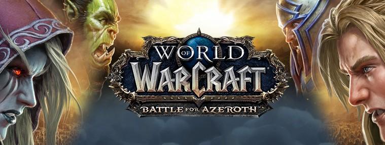 World of Warcraft: Battle for Azeroth EU Battle.net CD Key | Kinguin