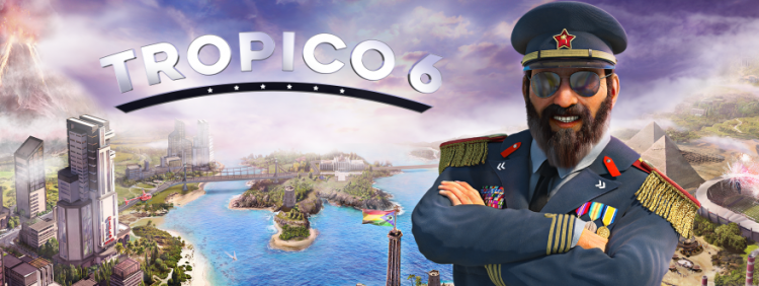 Tropico 6 El Prez Edition PRE-ORDER EU Steam CD Key  | Kinguin