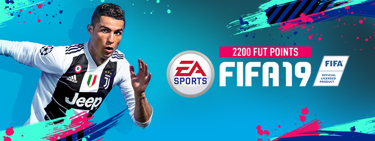 FIFA 19 - 2200 FUT Points Origin CD Key | Kinguin