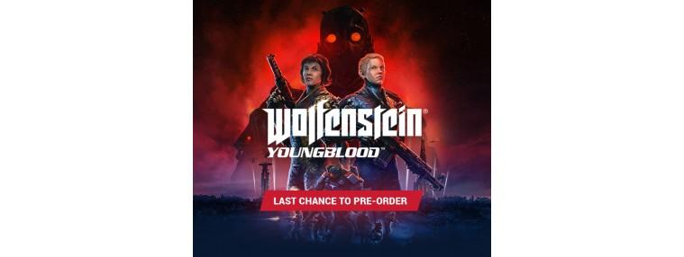 Wolfenstein: Youngblood PRE-ORDER EU Bethesda CD Key | Kinguin