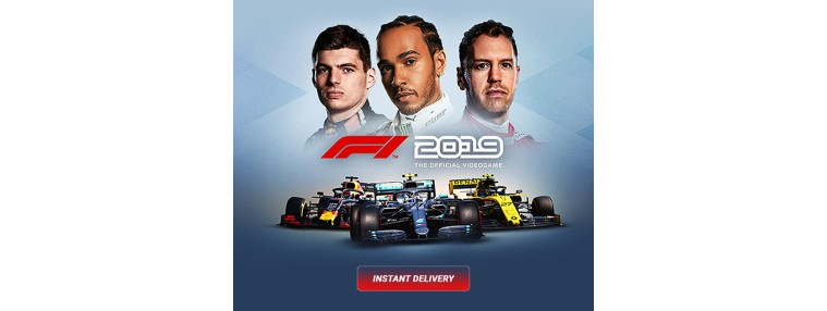 F1 2019 Anniversary Edition Steam CD Key | Kinguin