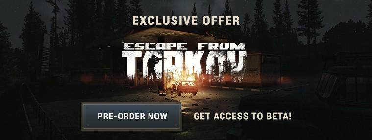 Escape from Tarkov: Standard Edition Digital Download CD Key | Kinguin