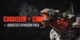 Evolve + Monster Expansion Pack Steam CD Key  | Kinguin
