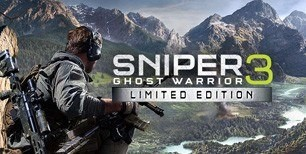 Sniper Ghost Warrior 3 Limited Edition Steam CD Key | Kinguin