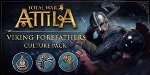 Total War: ATTILA - Viking Forefathers Culture Pack DLC Steam CD Key | Kinguin