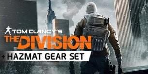 Tom Clancy's The Division + Hazmat Gear Set Uplay CD Key | Kinguin