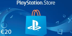 PlayStation Network Card €20 DE   Kinguin