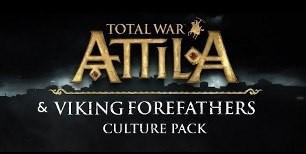 Total War: ATTILA + Viking Forefathers Culture Pack Steam CD Key | Kinguin