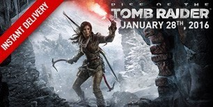 Rise of the Tomb Raider Digital Deluxe Edition Steam CD Key | Kinguin