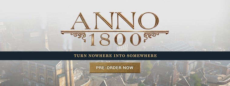 Anno 1800 PRE-ORDER EMEA Uplay CD Key | Kinguin