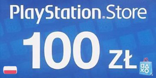 PlayStation Network Card 100 PLN | g2play.net