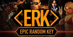 Epic Random Key | g2play.net
