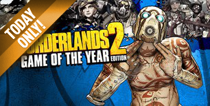 Borderlands 2 Game of the Year Edition Steam CD Key | g2play.net