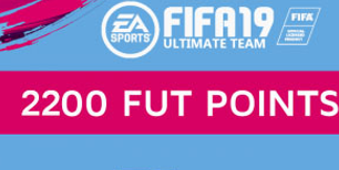 FIFA 19 - 2200 FUT Points Origin CD Key | g2play.net