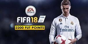 FIFA 18 - 2200 FUT Points Origin CD Key | g2play.net