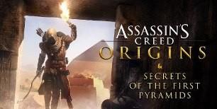 Assassin's Creed: Origins + Secrets of the First Pyramids DLC EU Uplay CD Key   g2play.net