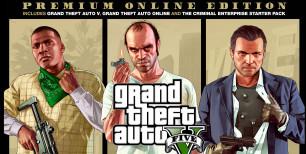 Grand Theft Auto V: Premium Online Edition Rockstar Digital Download CD Key | g2play.net