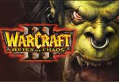 WarCraft 3 Reign of Chaos Battle.net CD Key