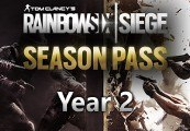 Rainbow Six Siege Year 2 Season Pass PS4