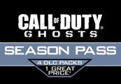Call of Duty Ghosts Season Pass US PS3