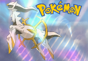 Pokemon X Y Omega Ruby Alpha Sapphire Arceus 3DS US