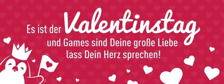 Kinguin Valentins Sale