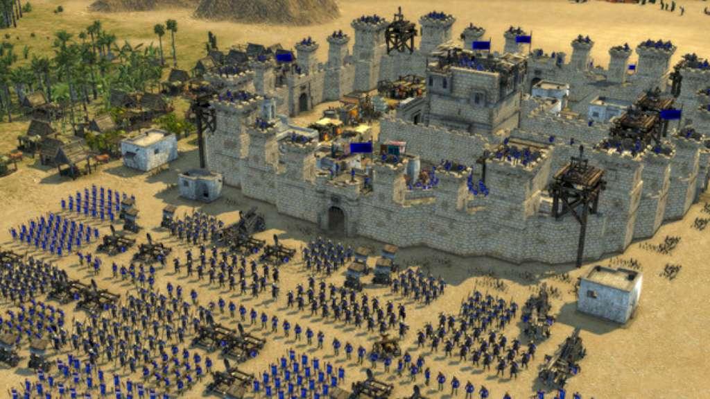 Скачать Игру Stronghold Crusader 2 Через Торрент На Русском Бесплатно - фото 3