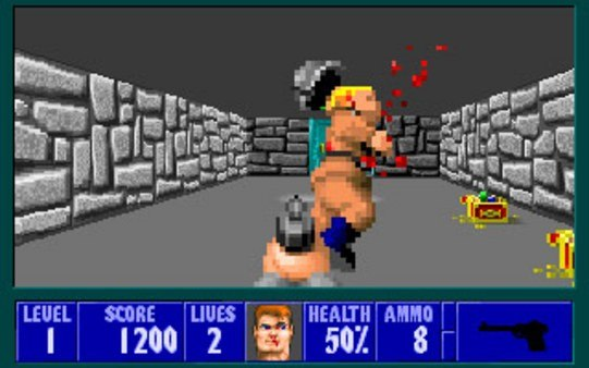 Wolfenstein 3d steam cd key buy on kinguin for Wolfenstein 3d