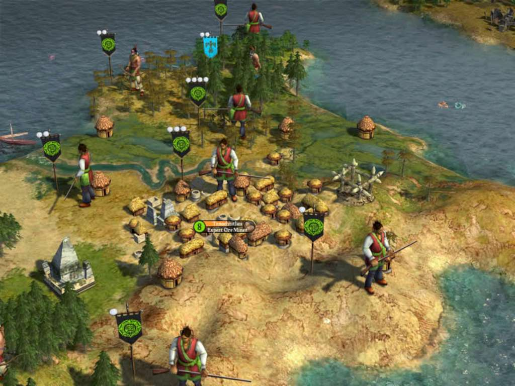 Sid Meiers Civilization 4 The Complete Edition