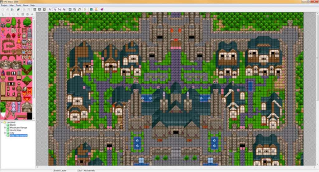New Game Rpgmaker Net: RPG Maker 2000 Steam CD Key